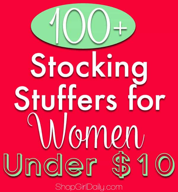 Stocking Stuffers for Women